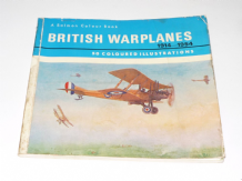 British Warplanes 1914-1954 (Salmon Colour Book c.1965)